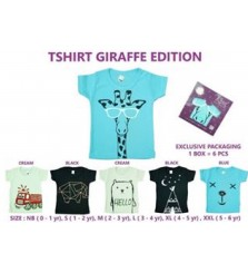 T shirt Giraffe Edition